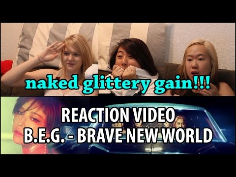 Yi Family Reacts | Brown Eyed Girls Brave New World (브라운아이드걸스 신세계) MV