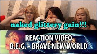 Yi Family Reacts | Brown Eyed Girls Brave New World (브라운아이드걸…