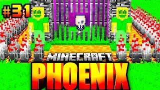 BABY RONJA muss INS GEFÄNGNIS?! - Minecraft Phoenix #031 [Deutsch/HD]