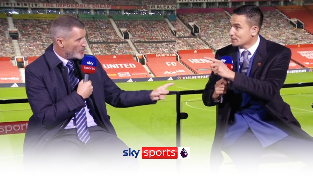 Download MUST WATCH! Roy Keane & Tim Cahill disagree over Arsenal's form & player motivation