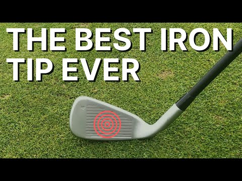 THE BEST IRON TIP EVER - LEARN TO COMPRESS YOUR IRONS