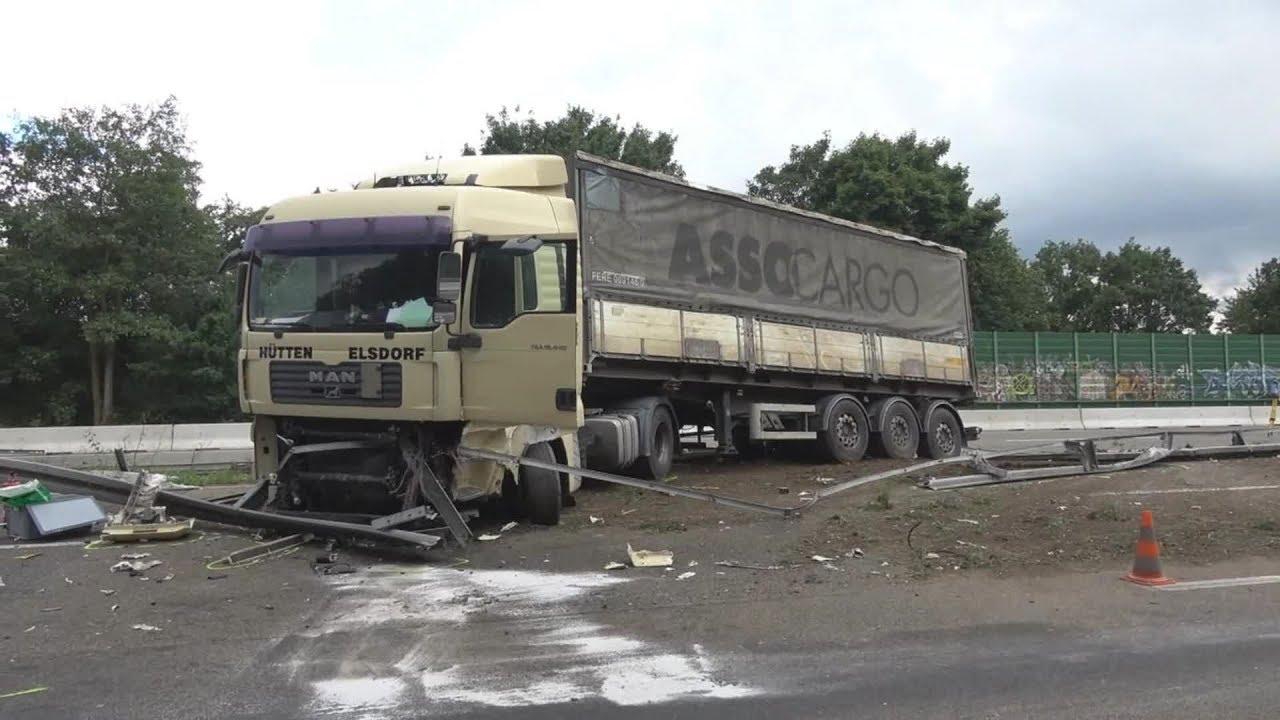 Unfall A555 Bornheim Heute