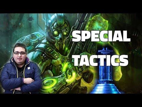 FIRST PERSON - Special Tactics! (WCS Leipzig)