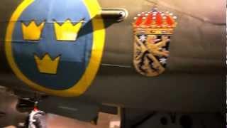 Saab J21 Fighter