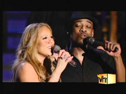 HD - Mariah Carey -  I 'll Be There Live Save The Music 2005 mp3