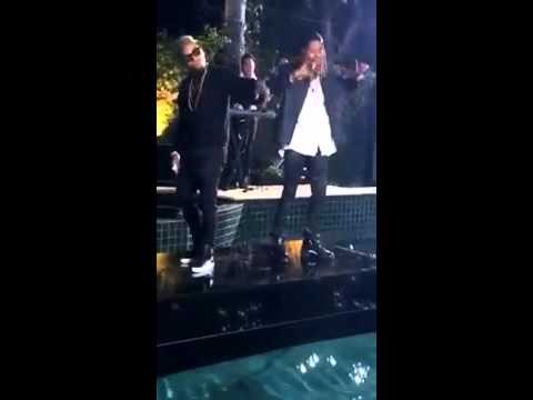 Kid ink and fetty wap - promise behind the scenes rare footage #summer in the winter