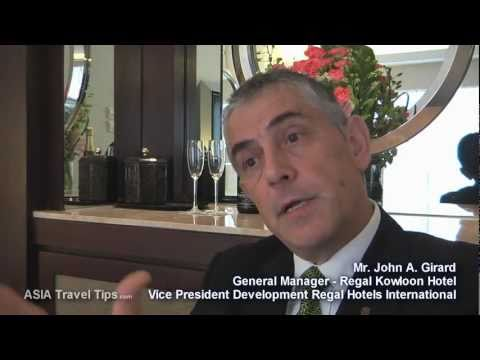 Regal Hotels Int. - Interview with VP Development  - HD