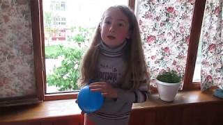 Челендж: ВОДЯНЫЕ БОМБОЧКИ / Мокрый отец / Ариана Голубец