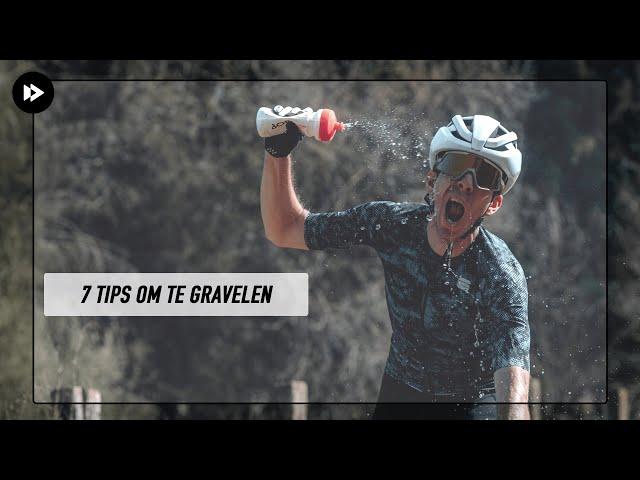 7 Tips voor een ritje met de gravelbike