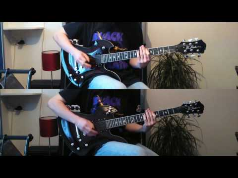 Megadeth - My Last Words Guitar Cover