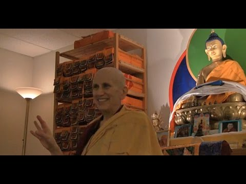 """12-02-14 """"Buddhism: One Teacher, Many Traditions"""" at Dharma Friendship Foundation"""
