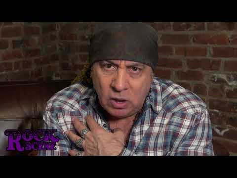 Steven Van Zandt talks about his Rock