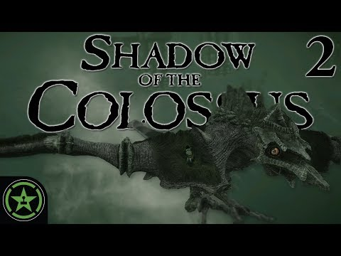 Let's Watch - Shadow of the Colossus Remastered: By Earth and Sky (Part 2)
