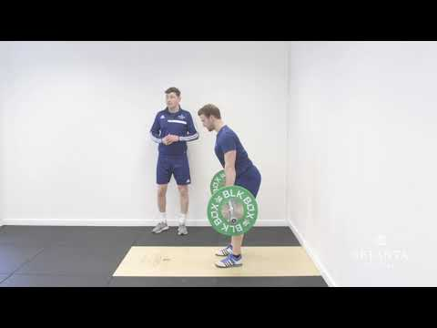 Olympic Lift - The Clean