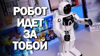 РОБОТ-КОСМОНАВТ С ОТВЕРТКОЙ! (Silverlit Робот - Programme-a-bot )