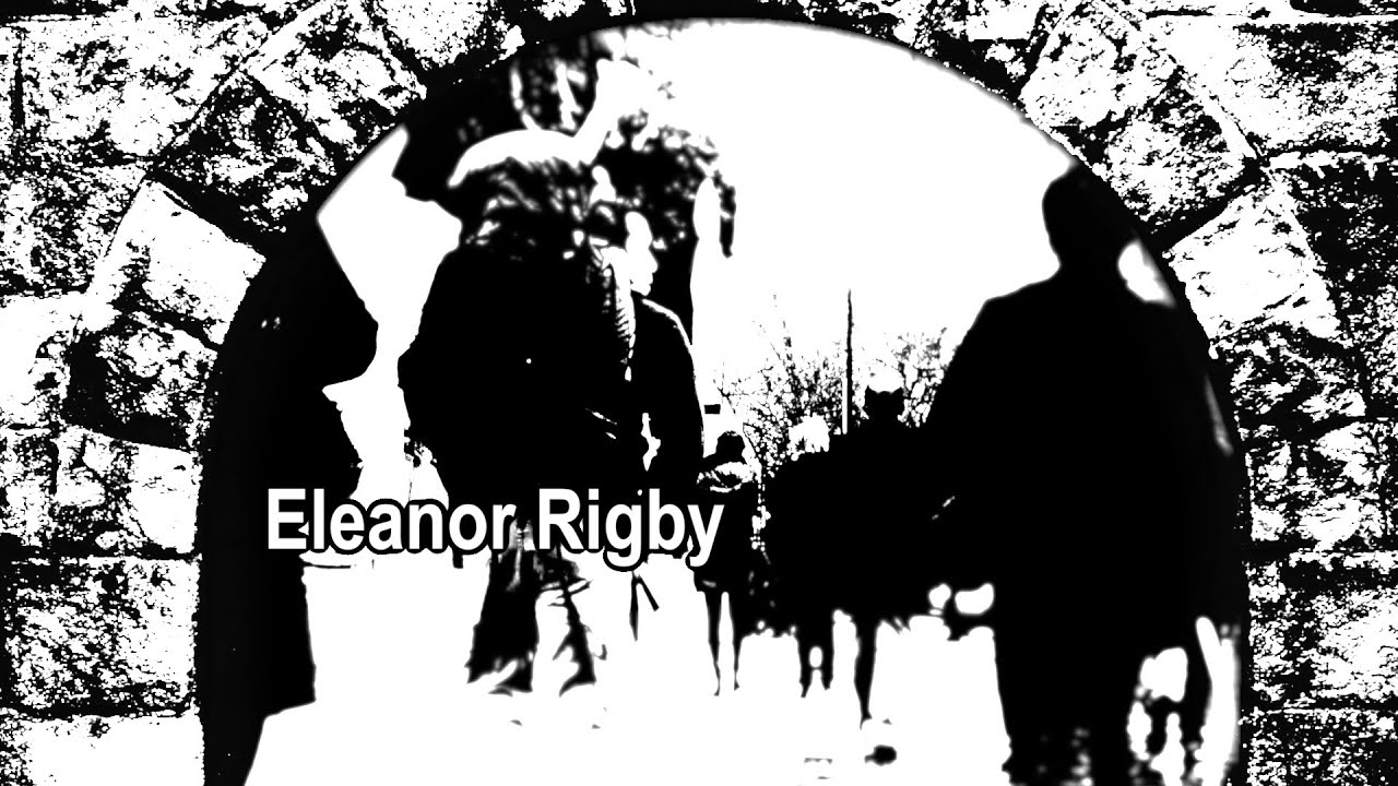"""eleanor rigby by the beatles essay """"eleanor rigby"""" is an original vocal written by john lennon and paul mccartney of the one of the most celebrated sets of all clip the beatles the vocal was about the indistinct narrative of a adult female named eleanor rigby who lived a heartrending and bare life."""