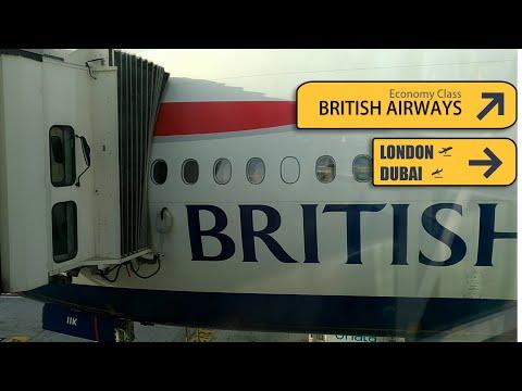 TRIPREPORT  | British Airways Economy | Boeing 777 | London Heathrow LHR to Dubai DXB