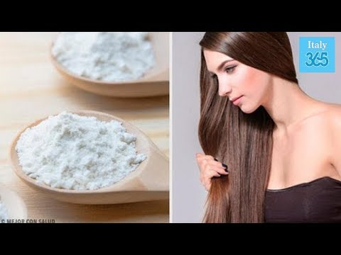 Bicarbonato di sodio per i capelli: benefici e applicazioni - Italy 365