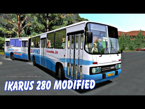 OMSI 2 – IKARUS 280 - The Modified-Upgrade |