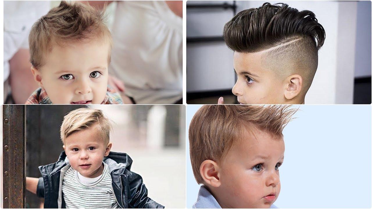 baby boys haircut