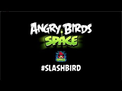 Angry Birds Space Slashbird Music Update New Theme Music #SlashBird | WikiGameGuides
