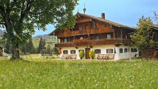Sommerclip - Ferienwohnungen Brixental - 4K UHD