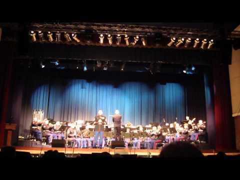 2nd Marine Aircraft Wing Band Christmas Concert 2011: