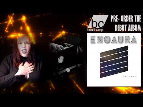 EXOAURA self-titled EP // Pre-order the debut album // (female fronted metal)