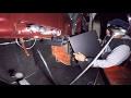 1947 dodge truck  How to make a kick panel