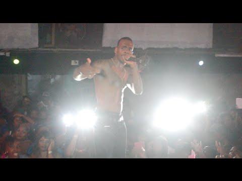 How Do I Breathe - BET's Mario Barrett Live In Dominica