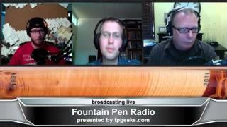 Fountain Pen Radio Episode 0022