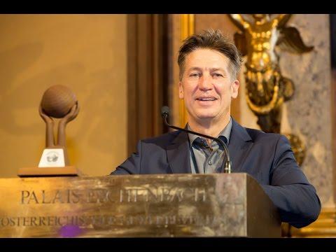 Tobias Moretti - Rede zur Auszeichnung als GREEN BRAND Austria Persönlichkeit 2016