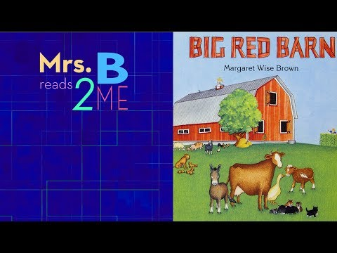 Big Red Barn Children's Book Read Aloud