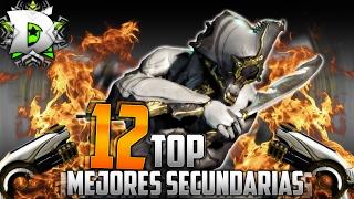 TOP 12 MEJORES ARMAS SECUNDARIAS WARFRAME ESPAÑOL | OPINION...