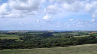 Cornwall, Devon & Somerset Cycle tour