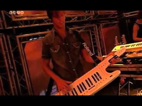 Safri Duo - live på Skanderborg festival 2003