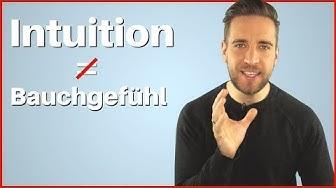 Wie du dich wieder mit deiner Intuition verbindest
