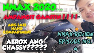 NMAX 2020 TEST DRIVE | MAS MAGANDA AND HANDLING