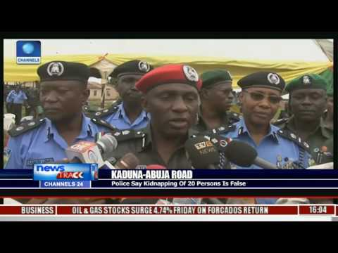 Kaduna-Abuja Road Kidnap: Victims Say Over 10 People Abducted Last Week
