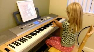 Собачий вальс на пианино(Description., 2014-08-01T07:09:00.000Z)