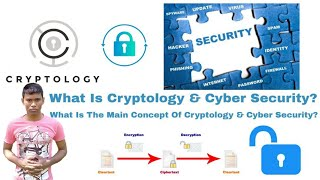 What Is Cryptology & Cyber Security? What Is The Main Concept Of Cryptology & Cyber Security?