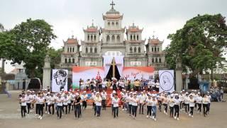 Gieo mầm tin yêu   kết thúc đại hội giới trẻ hạt Nam Định lần II