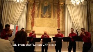 A. Vivaldi - The Four Seasons (Gruppo Ocarnistico Budriese)