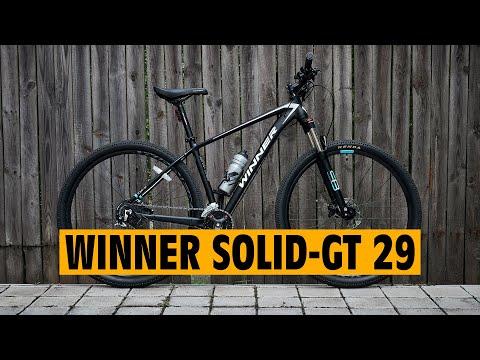 "Обзор велосипеда Winner Solid GT 29"" (2020)"