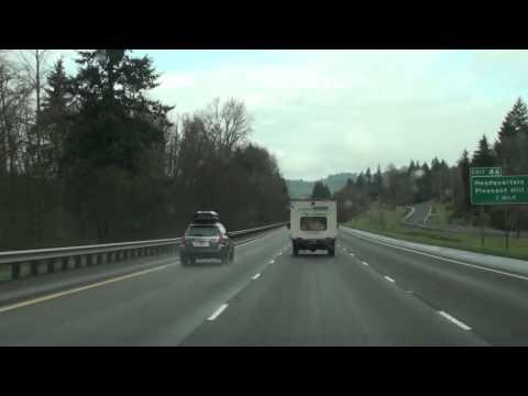 Interstate 5 Highway,Washington ,Exit46, Kelso, WA 98626美國