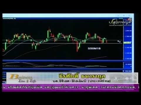 ธีรศักดิ์ ธนวรากุล 16-05-61 On Business Line & Life