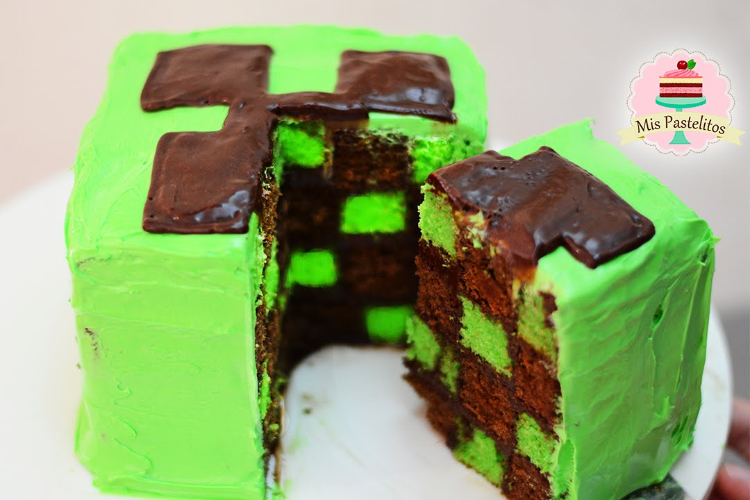 Who To Make A Cake In Minecraft