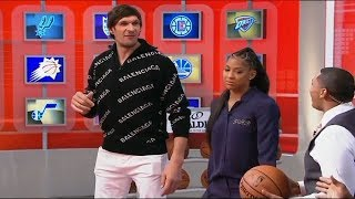 GameTime - Boban Marjanovic Joins The Show | November 18, 2018