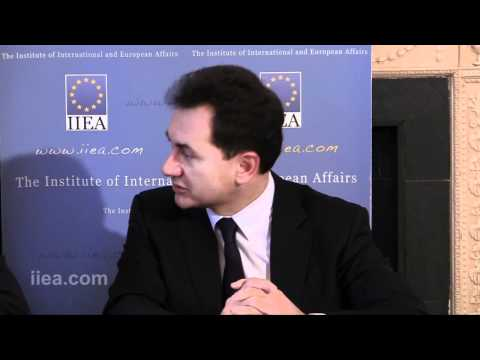 Bozidar Delic on Serbia and the Western Balkans: Economic Challenges, European Perspectives