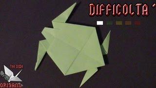 [ORIGAMI ITA] Tartaruga || Origami Per Bambini (E Non Solo!)